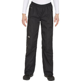 The North Face Resolve Housut Naiset, tnf black